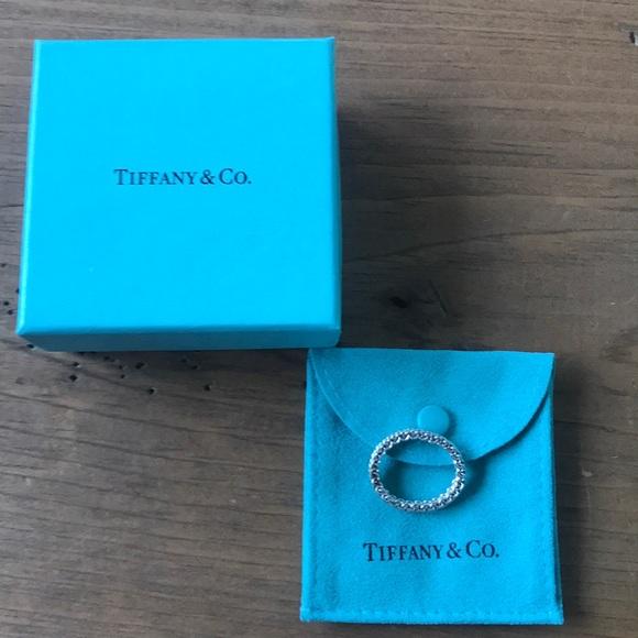 Tiffany & Co. Jewelry - Tiffany & Co. Somerset Mesh ring